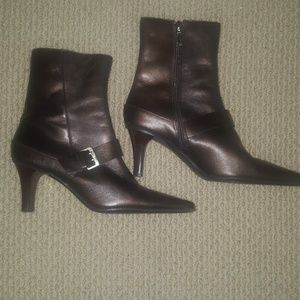 Joan & David Ankle Boots